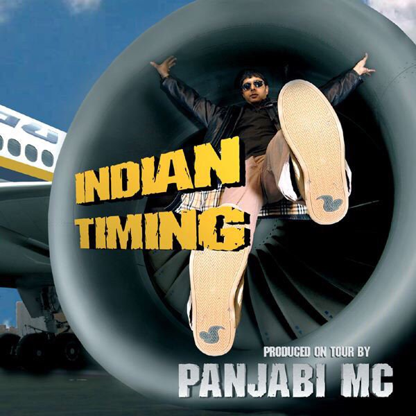 Indian Timing Album Cover