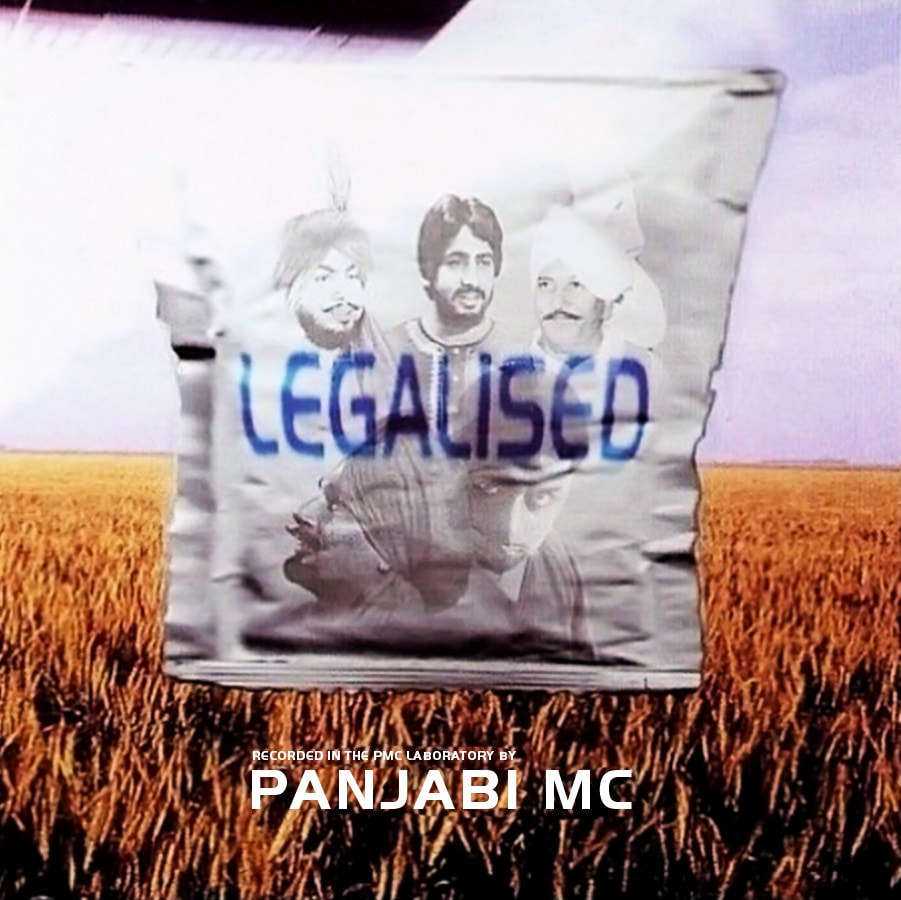 Panjabi MC Legalised Album Cover