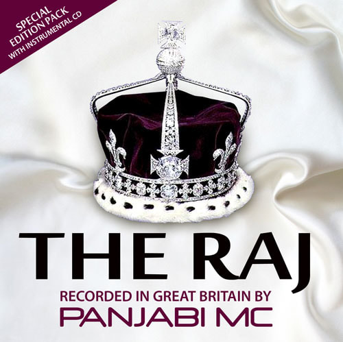 The Raj album cover